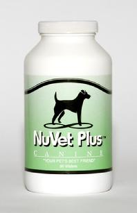 NuVet Plus Supplements